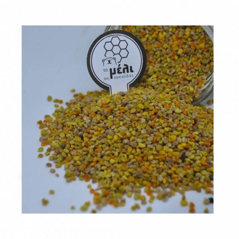 Βιολογικό μέλι βελανιδιάς 460gr (ΑΘΕΡΜΟ ΜΕ ΦΥΓΟΚΕΝΤΡΙΣΗ)